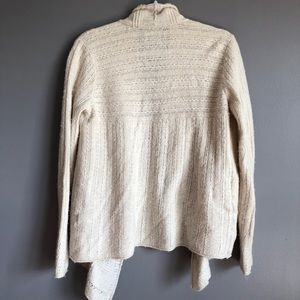 Lucky Brand Sweaters - Lucky Brand • Cream Open Cardigan